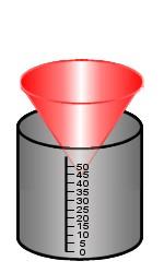 Construcci n de un pluvi metro hidrolog a ujcv - Como fabricar un pluviometro ...