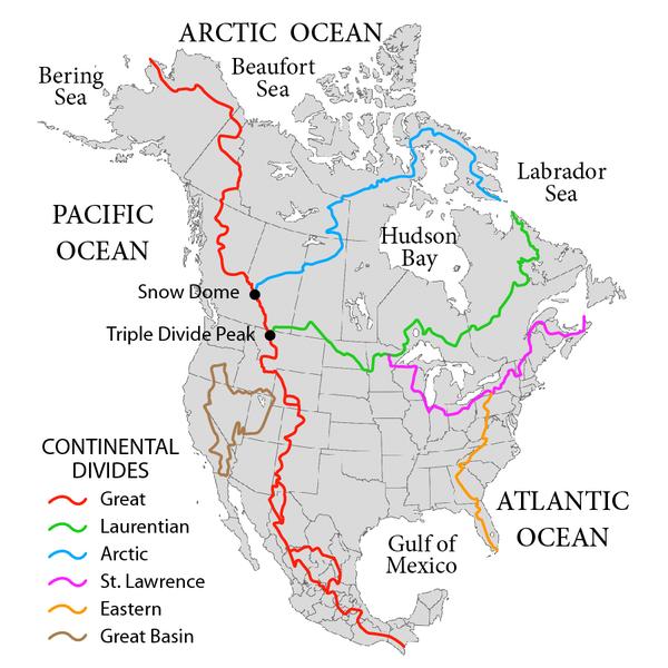 Divisoria Continental